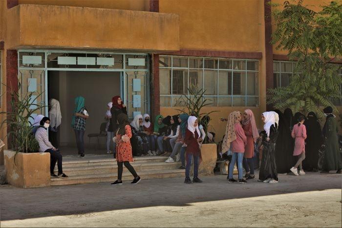 Barış Pınarı Harekatı bölgesinde 48 bin öğrenci ders başı yaptı