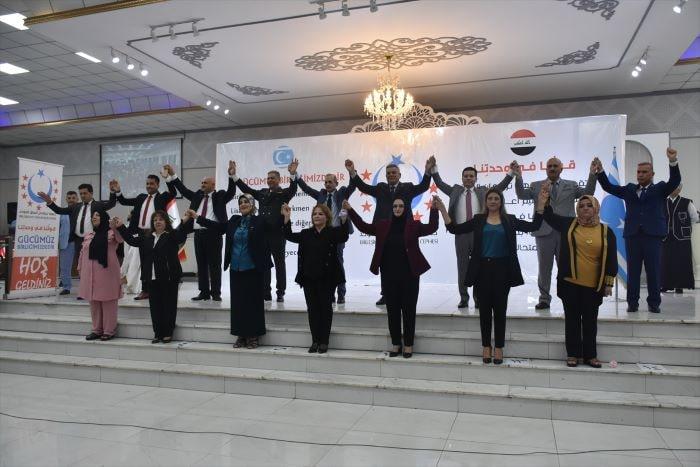 Birleşik Irak Türkmenleri Cephesi seçim programını açıkladı