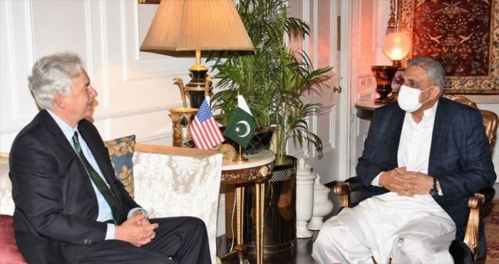 CIA Direktörü Burns, Pakistan'da