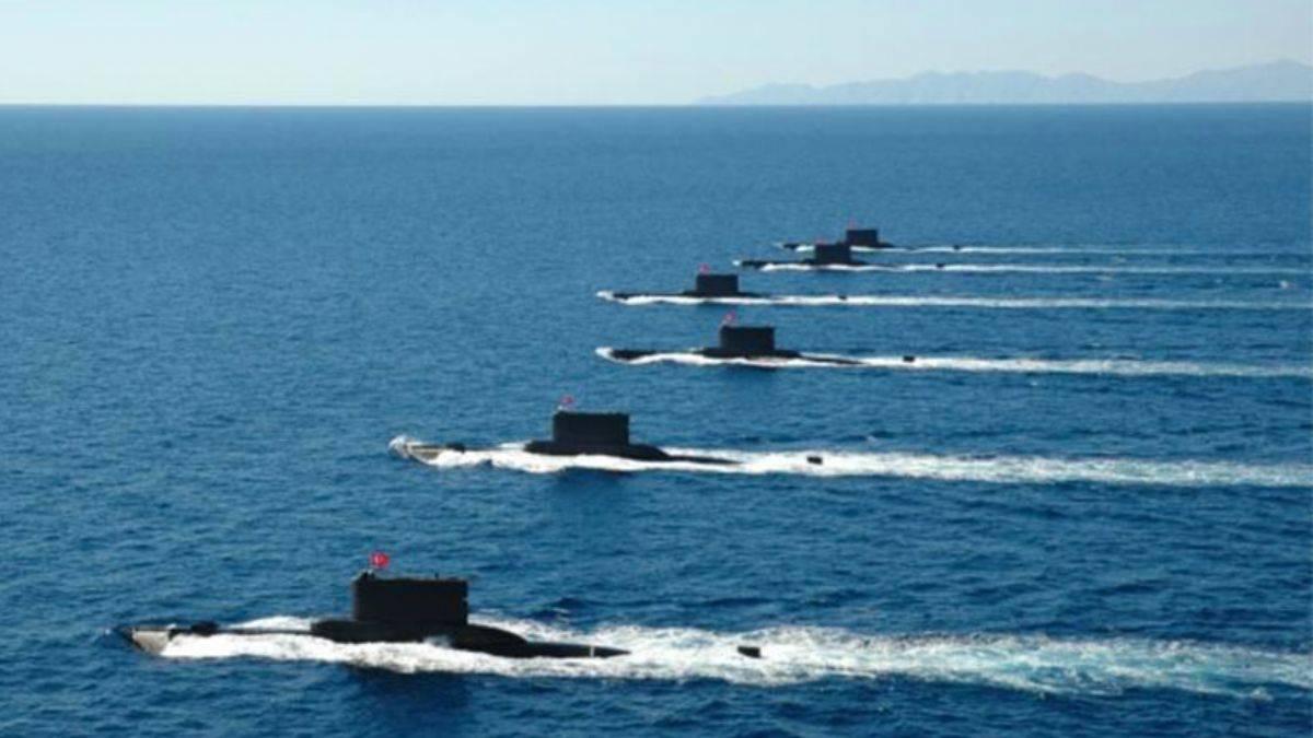 Denizaltıların torpido kovan bölümü artık Türkiye'de üretiliyor