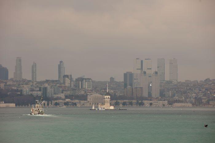 """Geçen yıl İstanbul'un bazı ilçelerinde """"yüksek hava kirliliği"""" gözlendi"""
