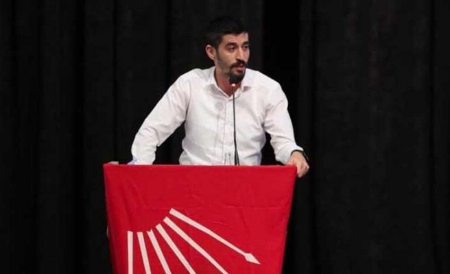 CHP Denizli Gençlik Kolları Başkanı, adliyeye sevk edildi
