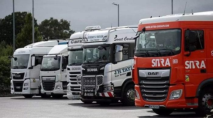 İngiltere,5 bin tır ve kamyon şoförüne vize verecek