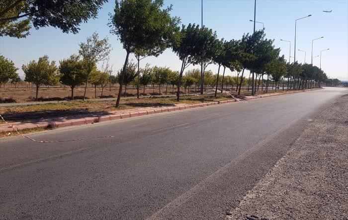 Konya'da belediyenin uyanıklığı