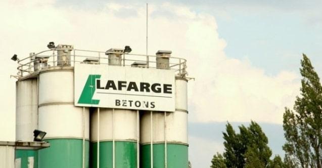 """Lafarge'a """"terörü finanse etme"""" suçlaması"""