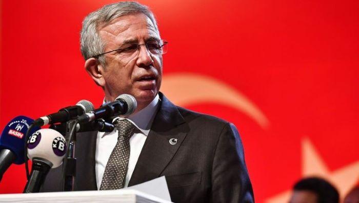 """Mansur Yavaş'a """"Dünya Belediye Başkanı"""" ödülü"""
