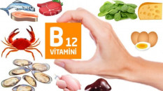Mevsim geçişlerinde B12 vitaminine dikkat!