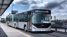 Otokar'dan İETT için yerli metrobüs
