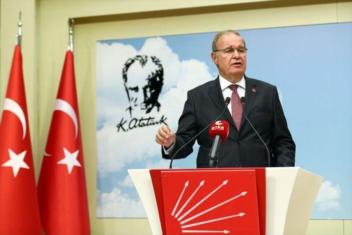 Öztrak, CHP MYK toplantısına ilişkin açıklamalar yaptı