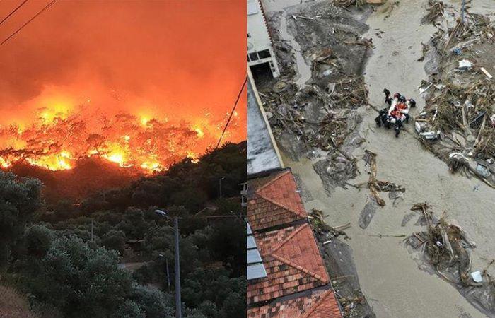 Sel ve yangınların sigorta şirketlerine maliyeti 200 milyon