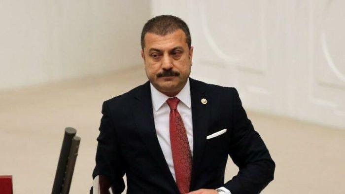 TCMB Başkanı Kavcıoğlu ekonomi toplantısında konuştu