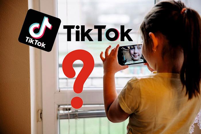 TikTok çocuklar için tehlike saçıyor