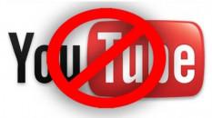 YouTube'dan Sansür