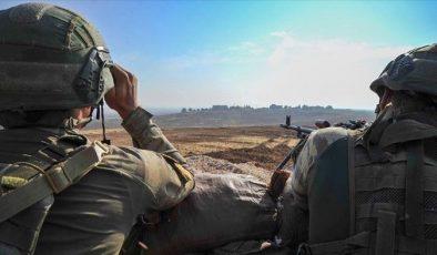 Zeytin Dalı bölgesine 3 PKK/YPG'li terörist etkisiz hale getirildi