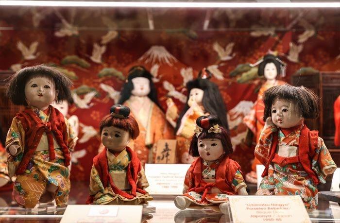"""Dünya Bebekleri Sergisi"""" Rahmi M. Koç Müzesi'nde açıldı – Yangin Haber"""
