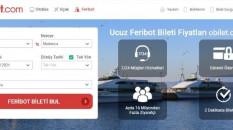 obilet.com feribot bileti satışlarına başladı
