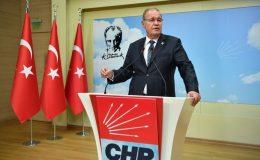 CHP Genel Başkan Yardımcısı Öztrak, gündemi değerlendirdi