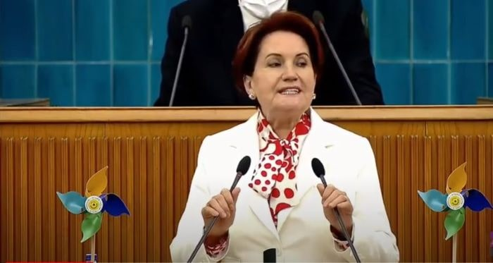 Akşener, Grup toplantısında Cumhur ittifakını eleştirdi