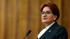Akşener, Merkez Bankası'nın faiz kararına tepki gösterdi
