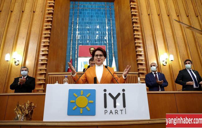 Akşener: Sıkı dur Sayın Erdoğan başbakan geliyor