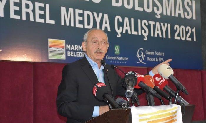 Erdoğan ile Kılıçdaroğlu arasında bürokrat polemiği