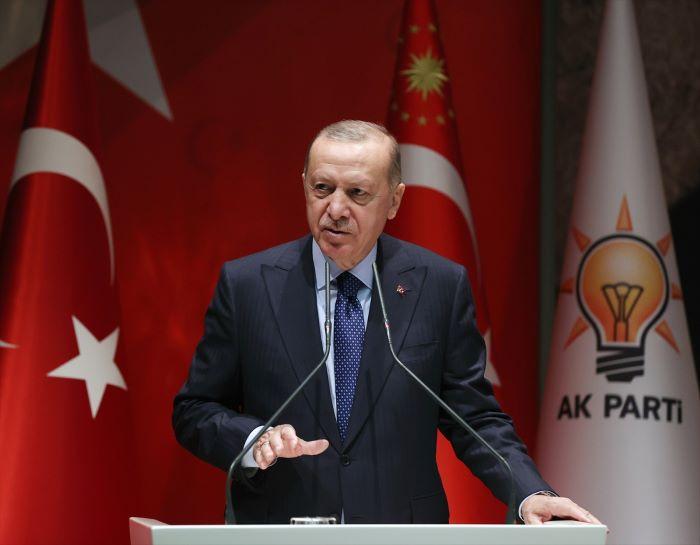 Erdoğan,Ülkede yaşanan her şeyin farkındayız
