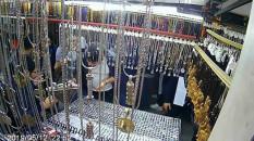 Fatih'te 100 bin dolarlık gümüş hırsızlığı
