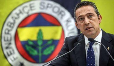 Fenerbahçe Başkanı Ali Koç, PFDK'ye sevk edildi