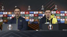 Fenerbahçe-Royal Antwerp maçına hazır