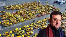 İBB'den taksi plakası atağı