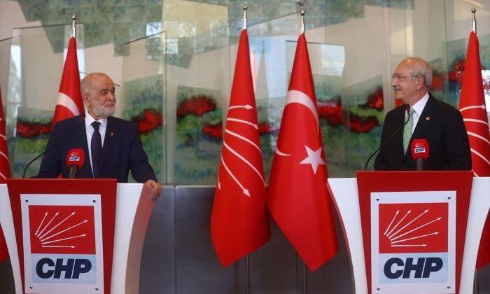 Karamollaoğlundan, Kılıçdaroğlu'na ziyaret