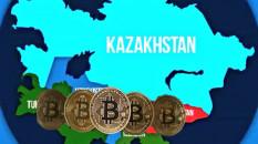 Kazakistan, kripto para üretiminde dünyada ikinci sırada