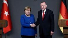 Merkel, yarın Türkiye'ye veda ziyaretine geliyor