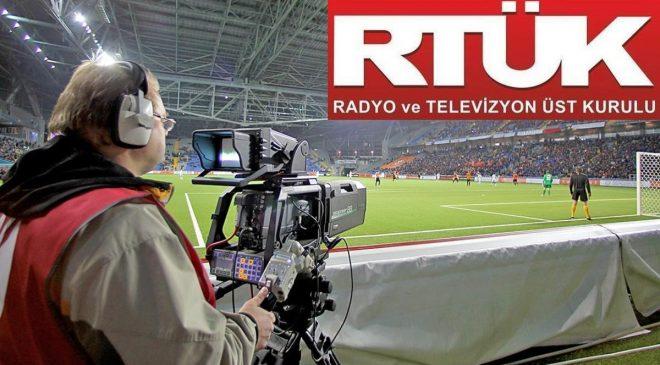 RTÜK, şifresiz ve açık yayınlanacak spor listesini güncelledi