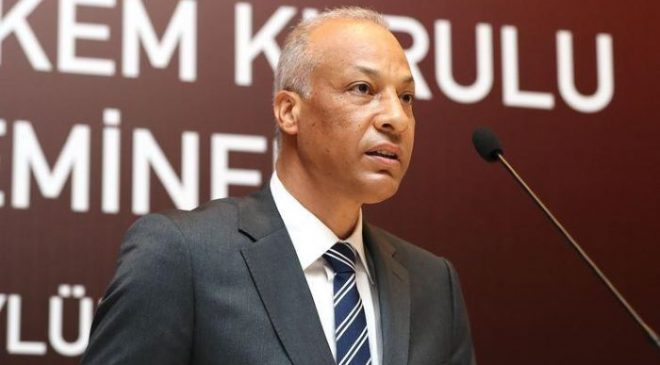 Serdar Tatlı başkanlığındaki MHK, istifa etti