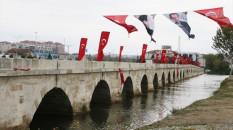 Silivri Mimar Sinan Köprüsü restorasyonu tamamlandı