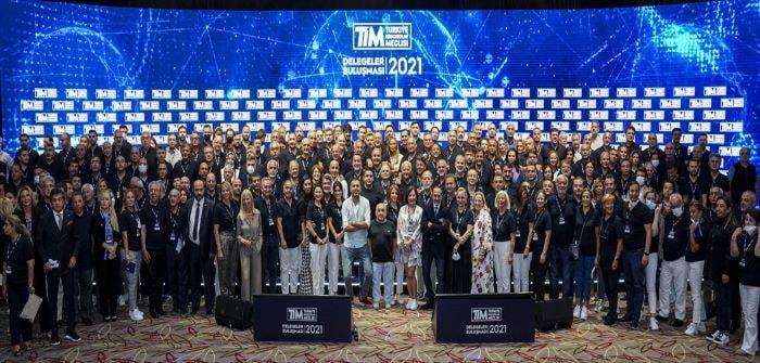 TİM delegeleri Antalya'da buluştu