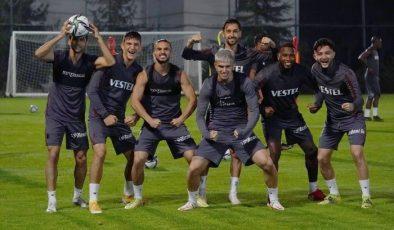 Trabzonspor, Fenerbahçe derbisine hazır