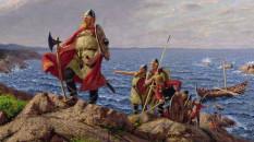 Vikingler, Kristof Kolomb'dan yüzlerce yıl önce Amerika gelmiş