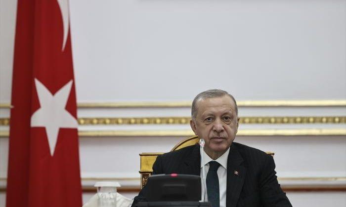 Cumhurbaşkanı Erdoğan Angola'dan dünyaya seslendi